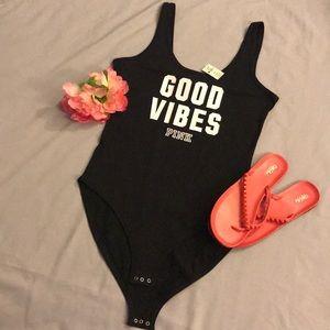 Victoria's secret PINK bodysuit
